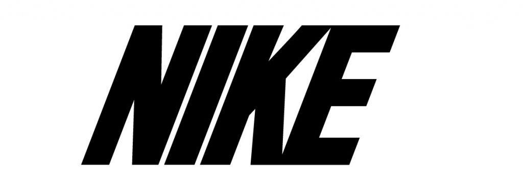 Logotipo de Nike de su identidad corporativa